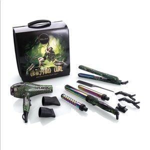 Limited edition BELLAMI Grav3yard Girl Hair kit!